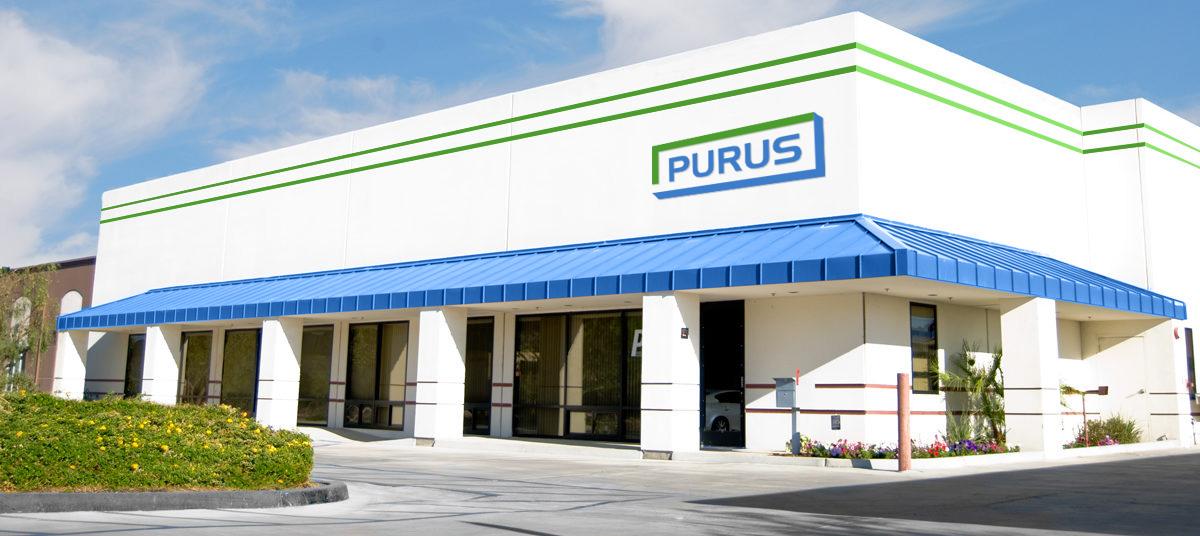Purus building